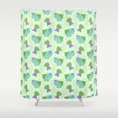 Plant pals Shower Curtain