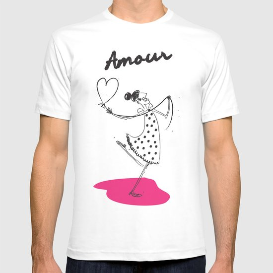 """The Ink - """"Amour"""" T-shirt"""