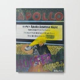 Apollo Amateur Night Metal Print