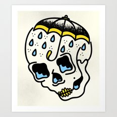 Umbrella Art Print