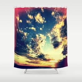 Without Nature We Are Nothing Shower Curtain