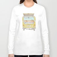 not all who wander are lost Long Sleeve T-shirts featuring Not all those who wander are lost by Mermaid's Coin Surf Art * by Hannah Kata