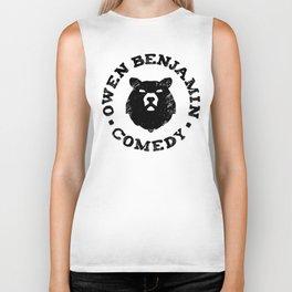 Owen Benjamin Comedy Biker Tank
