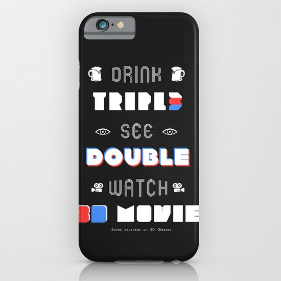 Benefit Of Beer Drinking iPhone & iPod Case