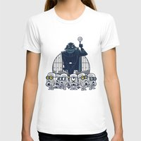 minions T-shirts featuring Stormtrooper Minions by Hugo Martin