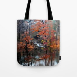 waterfall dreams Tote Bag
