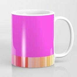Cool pink colorful living Coffee Mug