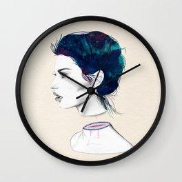 Trophée de chasse Wall Clock