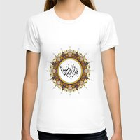 calligraphy T-shirts featuring Persian Calligraphy by BeyondPersia
