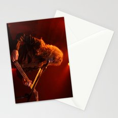 Megadeth Live at the State  Stationery Cards