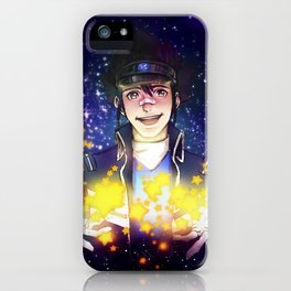 Clay Terran-Ace attorney Duel Destinies iPhone Case