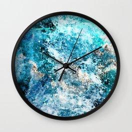 Water's Dance Wall Clock