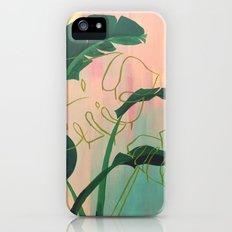 Paradise Found iPhone (5, 5s) Slim Case