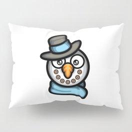 Snowman Pillow Sham