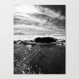to New Zealand Canvas Print