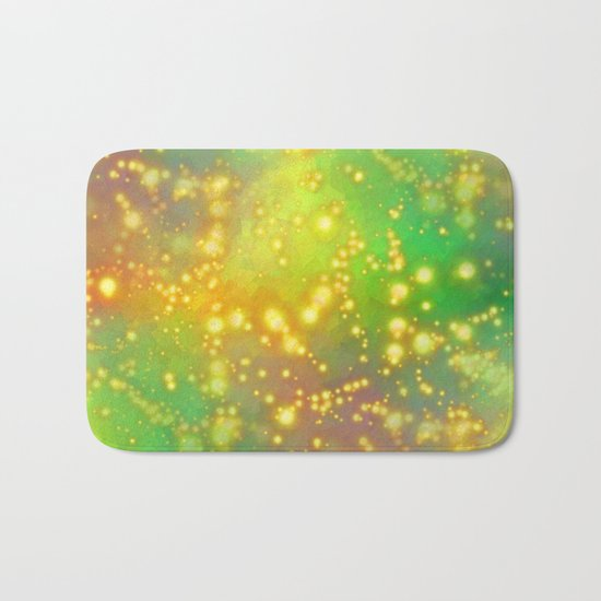 Out Of This World Abstract Bath Mat