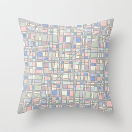 Inter Throw Pillow