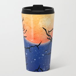 Halloween Night Travel Mug