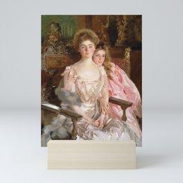 John Singer Sargent Mrs Fiske Warren Mini Art Print