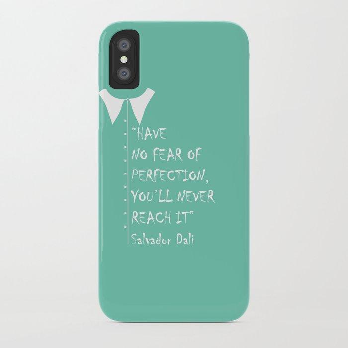 QUOTE-6 iPhone Case