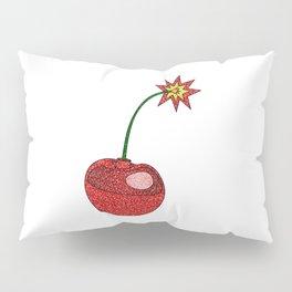 Glitter Cherry Bomb Pillow Sham