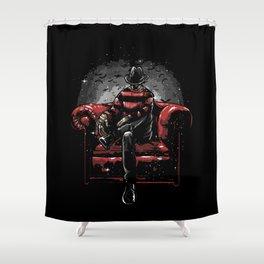 Darkside Shower Curtain