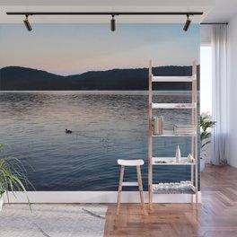 Serene Sunrise Wall Mural