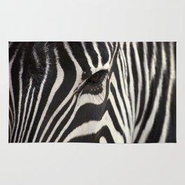 Zebra Eye Rug