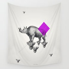 Archetypes Series: Solitude Wall Tapestry