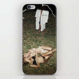 This Is What It's Like to Live in a Tree House iPhone Skin