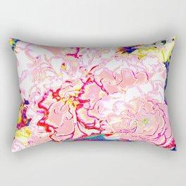 PINK BEGONIA Rectangular Pillow