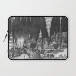 Cavernous Darkness Laptop Sleeve