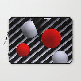 opart balls -4- Laptop Sleeve