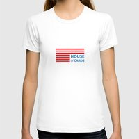 house of cards T-shirts featuring House of cards by fofiane