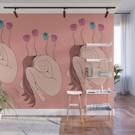 Growth Wall Mural