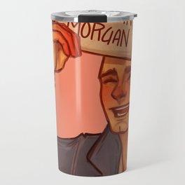 Captain Rum Travel Mug