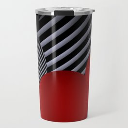 shining geometry Travel Mug