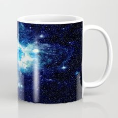 NEbula. Teal Turqouise Blue Aqua Mug