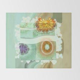 Skedaddle Helpless Flowers  ID:16165-101646-64081 Throw Blanket