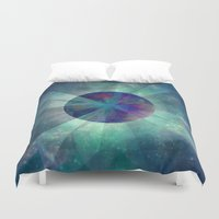 twilight Duvet Covers featuring Twilight  by SensualPatterns
