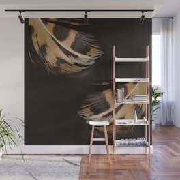 Feather Duster X2 Wall Mural