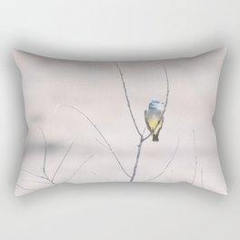 """""""Cassin's Kingbird 2"""" by Murray Bolesta Rectangular Pillow"""