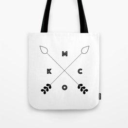 KCMO Kansas City x Arrows Tote Bag
