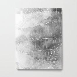 Finee Finese Noir Metal Print
