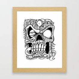 skullverdose Framed Art Print