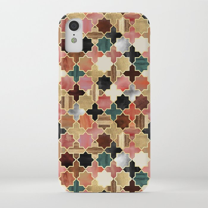 Twilight Moroccan iPhone Case