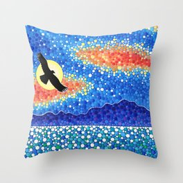 Always Together, Soul Family Throw Pillow