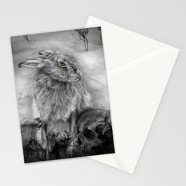 INTO DUST Stationery Cards