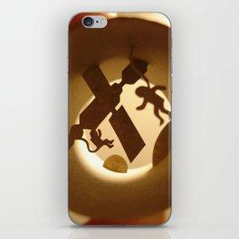 Space (Espace) iPhone Skin