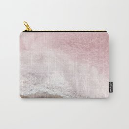 Pink Sea Carry-All Pouch